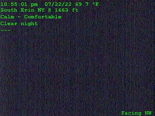 Raw Weather cam image